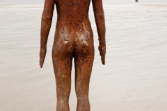 Antony Gormley Sculptures, Crosby