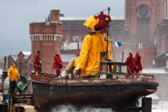 Giant Girl, Sea Odyssey