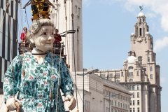 Liverpool Giants, Liver Building
