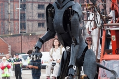 Xolo the Giant Dog, Liverpool