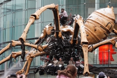 Giant Spider, Liverpool