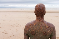 Iron Man, Crosby Beach