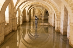 Antony Gormley, Winchester Cathedral