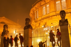 Sheldonian at Night, Oxford