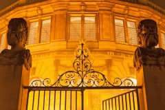 Sheldonian Theatre by Night
