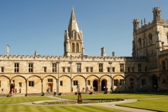 Christ Church College Quad, Oxford