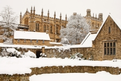 Christ Church College, Winter