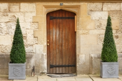 Merton College Door, Oxford University