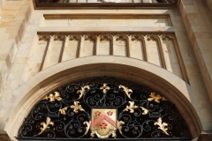 University Gate, All Souls College, Oxford