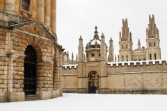 University of Oxford, Winter