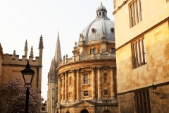 Radcliffe Camera, Oxford Spires