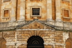 Radcliffe Camera, Oxford, Winter