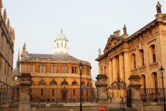 Sheldonian Theatre, Oxford, UK