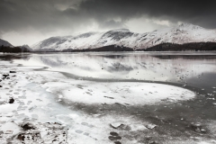 Derwentwater, Lake District, Winter