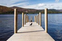 Derwentwater Jetty, Lake District