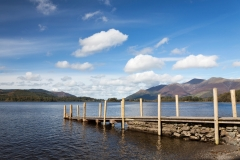 Derwentwater Pier, Lake District
