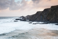 Winter Sea, Hartland Quay