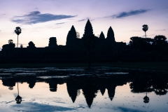 Angkor Wat Temple Dawn