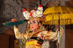 Balinese Dancer, Ubud