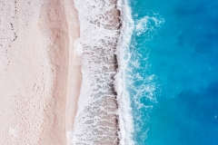 Beach from Above, Greece