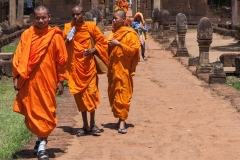 Buddhist Monks, Cambodia