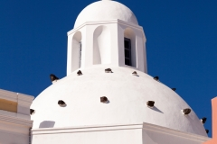 Church Dome, Fira