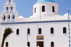 Church of Panagia, Oia