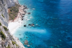 Cliffs and Coast, Zante