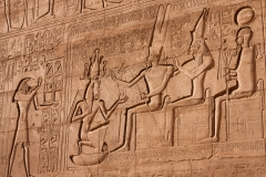 Egyptian Wall Relief, Ramesseum