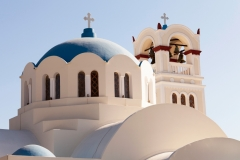 Emporio Church Domes, Santorini