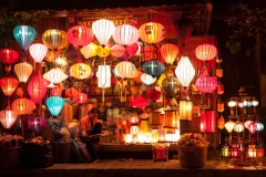 Hoi An Lanterns, Night
