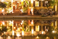 Hoi An Riverfront, Night