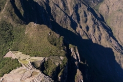 Machu Picchu, Andes Mountains