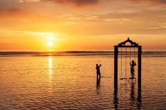 Ocean Sunset, Gili Islands