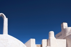 White Chimneys, Pyrgos