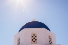 White Church, Blue Sky