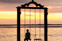 Sunset Swing, Gili Trawangan
