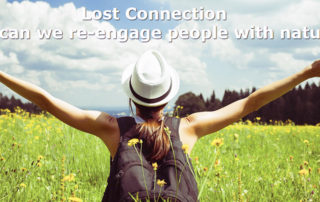 Lost Connection, an Earthwatch event