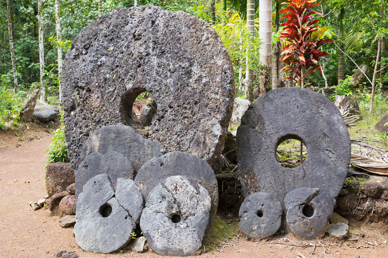 Stone Money, Yap, Micronesia